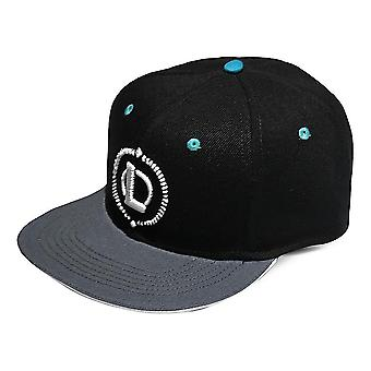 Logo Symbol Snapback Baseball Cap