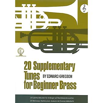 20 Supplementary Tunes Beg Br Treble Clef TC