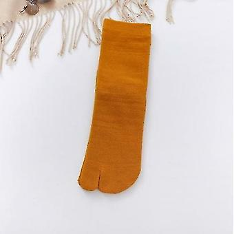 Breathable Two-toed Socks Female Split Toe Sock