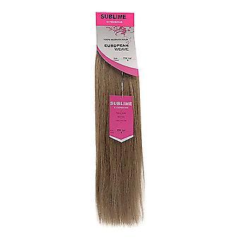 "Hair extensions Extensions European Weave Diamond Girl 18"" Nº8"