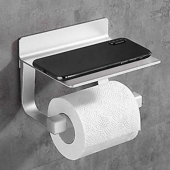 Strong Adhesive Retractable Tissue Holder For Bathroom And Toilet