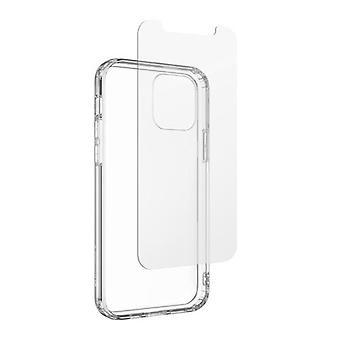 "ZAGG Glass Elite+ 360, Cover, Apple, iPhone 12/12 Pro, 15.5 cm (6.1""), Transparent"