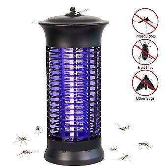 מנורת רוצח יתושים, 6w Uv רוצח יתושים דוחה חרקים לוכד חרקים זאפר, לא רעיל עבור מקורה