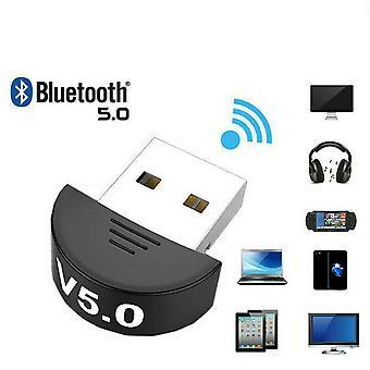 Usb Bluetooth 5.0 Wireless Audio Musik Stereo Adapter Dongle Empfänger für TV PC