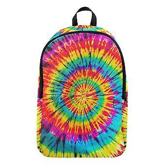 Laptop backpack (nylon) - tie dye #116