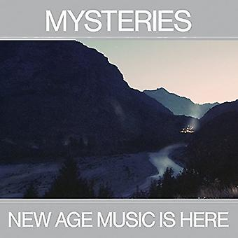 Mysteries - New Age Music Is Here [Vinyl] USA import
