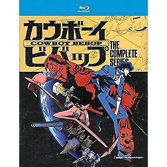 Cowboy Bebop: Importación de USA [Blu-ray] la serie completa