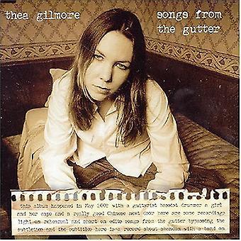 Thea Gilmore - importação EUA canções de calha [CD]