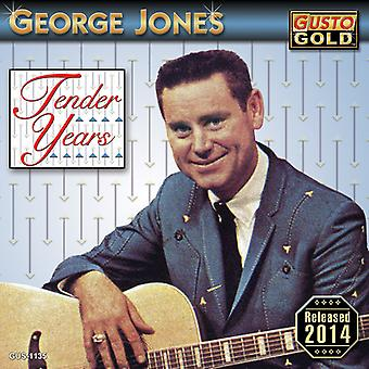 George Jones - Tender Years [CD] USA import