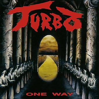 Turbo - One Way [CD] USA import