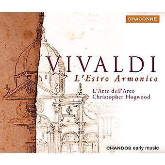A. Vivaldi - Vivaldi: L'Estro Armonico [CD] USA import