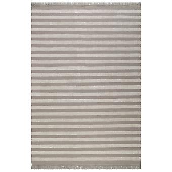 Noble Stripes Rugs 0010 02 By Carpets & Co In Grey And Beige