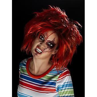 Chucky maquillage Kit