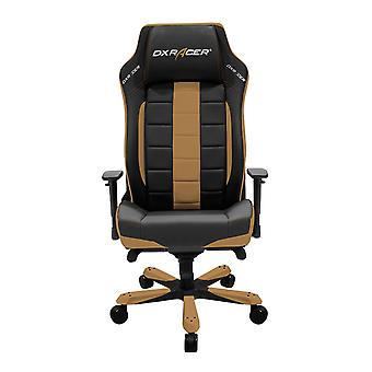 DX Racer DXRacer OH/CE120/NC High-Back Office Chair Leather Style Vinyl(Black/Coffee)