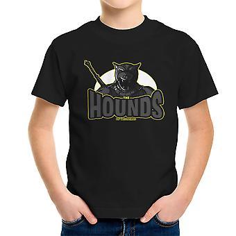 De honden van Westeros Sandor Clegane spel van tronen Kid's T-Shirt