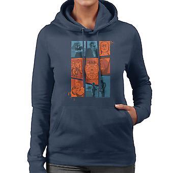 World We Deserve True Detective Women's Hooded Sweatshirt