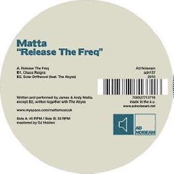 Matta - Release the Freq [Vinyl] USA import