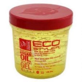 Eco Styler Argan Oil Styling Gel 16oz