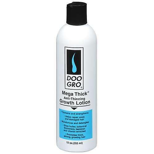 Doo Gro Mega thick Anti Thinning Growth Lotion 12oz