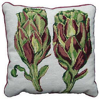 Artichoke Needlepoint Canvas