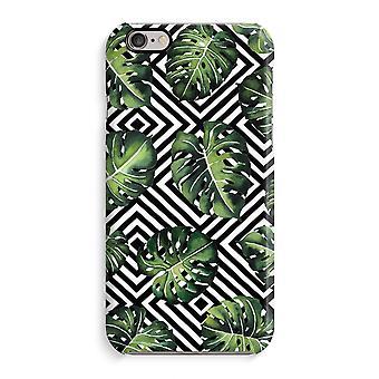 IPhone 6 6s sag 3D Case (blank)-geometrisk jungle