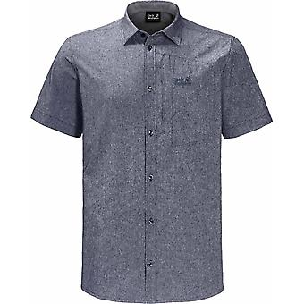 Jack Wolfskin Lauf Shirt - Pebble Grey