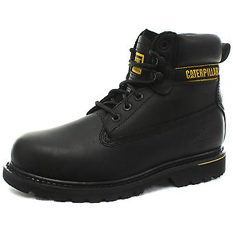 Caterpillar CAT Holton Mens Steel Toe scarpe di sicurezza e colori