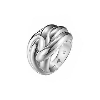 Joop kvinders ring sølv silhuet JPRG90663A