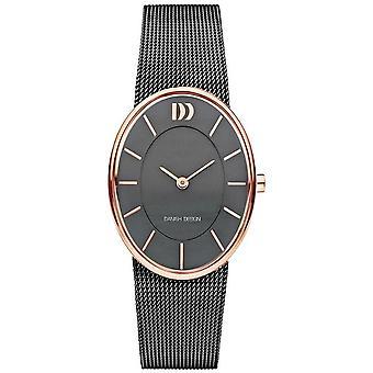 Design dinamarquês Mens watch TIDLØS coleção IV71Q1168