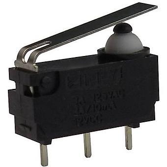 Zippy Microswitch DW-N3S-01P0D-Z 12 V DC 3 A 1 x On/(On) momentary 1 pc(s)