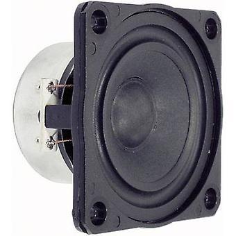 Visaton SC 8 N 3,3 Zoll 8 cm Breitband-Lautsprecher-Chassis 30 W 8