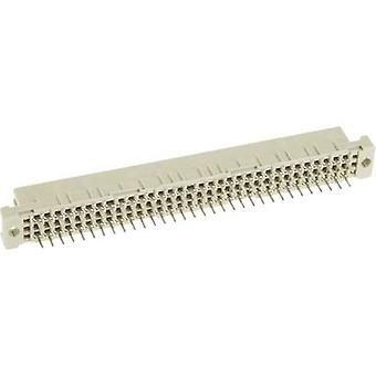 Harting 09 03 296 6825 Edge conector (receptáculo) Número total de pinos 96 No. de linhas 3 1 pc(s)