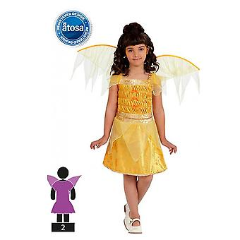 Children's costumes  Fairy Child Costume with wings