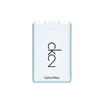 Calvin Klein CK2 Eau de Toilette Travel Spray 20ml