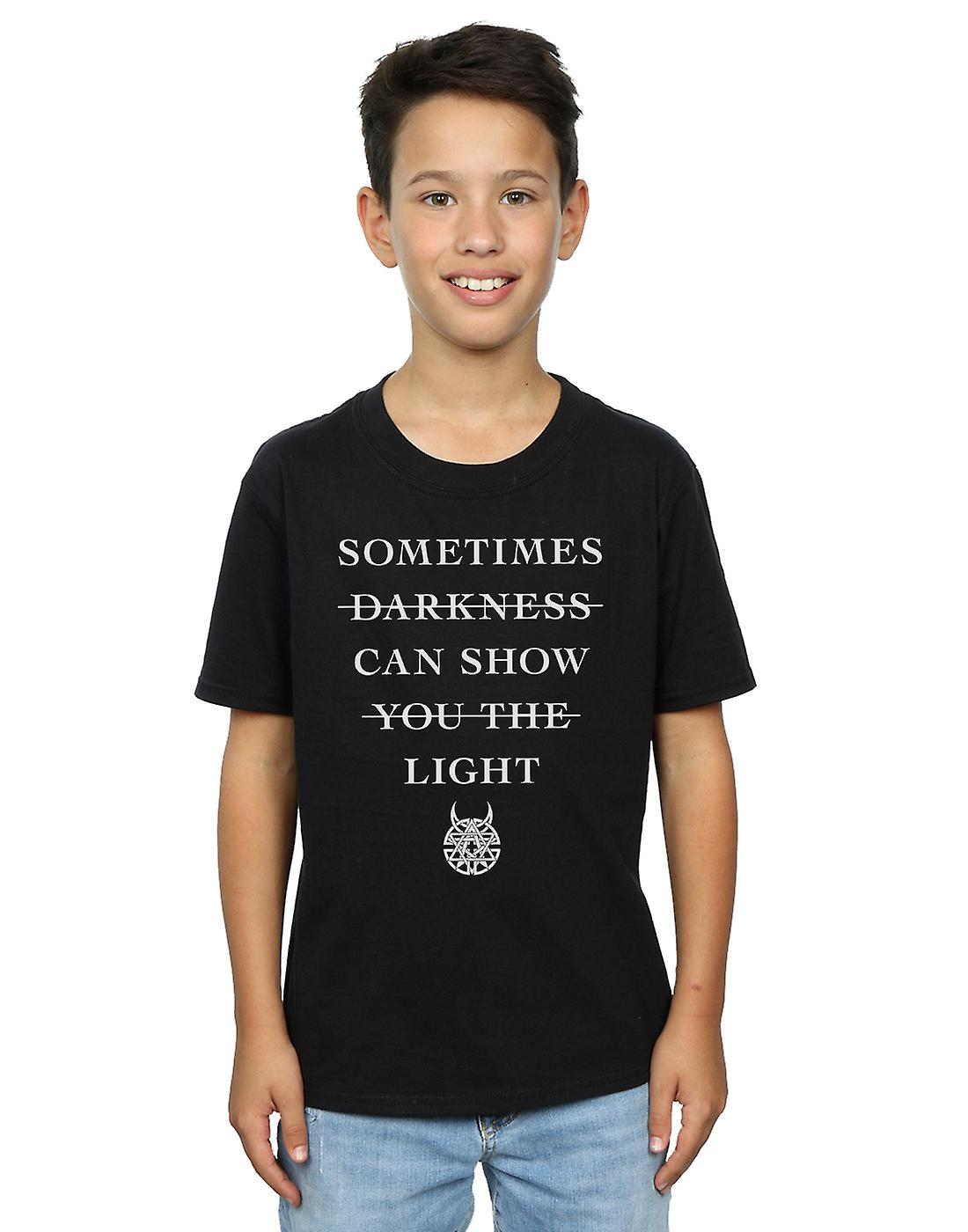 Disturbed Boys Sometimes Darkness T-Shirt