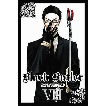 Black Butler - v. 8 by Yana Toboso - 9780316189651 Book