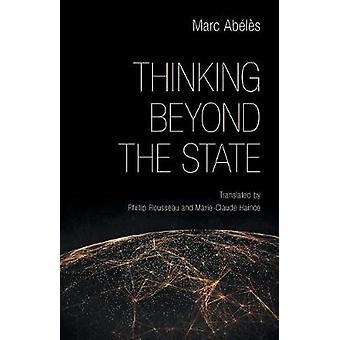 Pensare di là dello stato di Marc Abaelaes - 9781501709289 libro