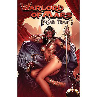 Warlord of Mars - Dejah Thoris - Volume 1 - The Colossus of Mars by Carl