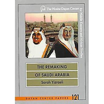 La reconstrucción de la Arabia Saudita - la lucha entre rey Sa'ud y Cro