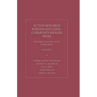 Actieonderzoek voor College niveau Gemeenschap gezondheidswerk - uitstappen