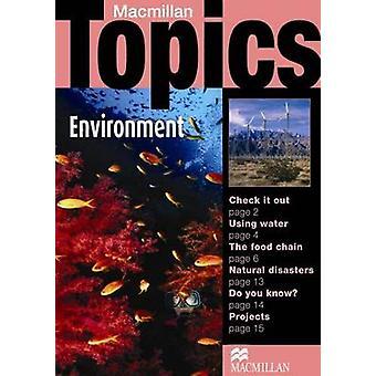 Macmillan onderwerpen - milieu - elementaire door Susan Holden - 978140509