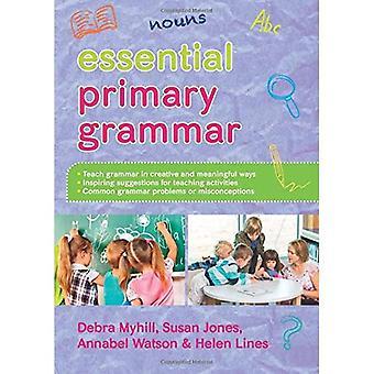 Grammaire essentielle de primaire