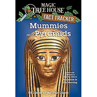 Mummies and Pyramids: A Nonfiction Companion to Mummies in the Morning (Magic Tree House Research Guide S.)