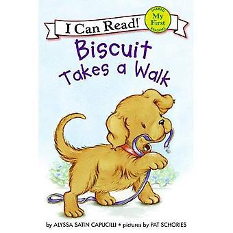 Keks nimmt einen Spaziergang (ich kann lesen! Meine erste gemeinsame Lesung