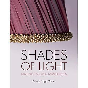 Tinten van licht: Op maat maken van de lampenkappen
