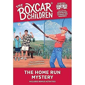 Homerun mysteriet (Boxcar barn Special)