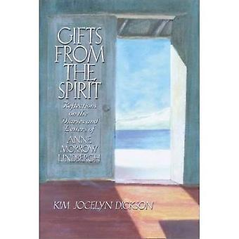 Gåvor från anden: reflektioner på dagböcker och brev av Anne Morrow Linbergh