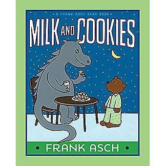 Mleko i ciasteczka (Frank Asch niedźwiedź książki)