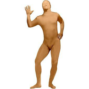 Disfraz adolescente piel desnuda