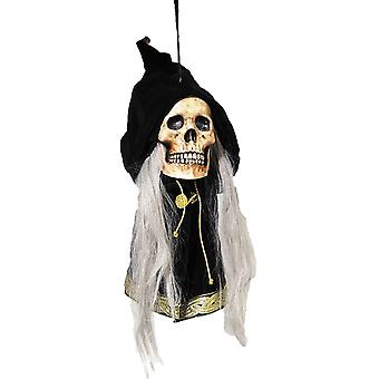 Witch Looking Skull